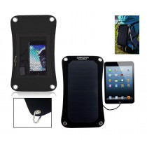 Attachable Solar Panel Charger For Backpacks