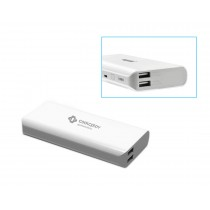 15000 mAh High Capacity Dual USB Port Power Bank
