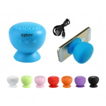 Bluetooth Silicone Speaker w/Phone Stand