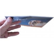 Clear Thin Plastic Envelope for MicroFiber Cloths