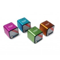Small Cube Bluetooth Speaker