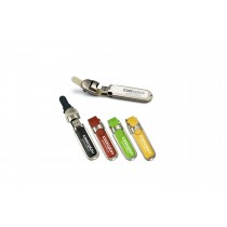 1 GB Colorful Leather and Metal USB Flashdrive