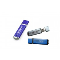1 GB USB Flashdrive With Removable Cap