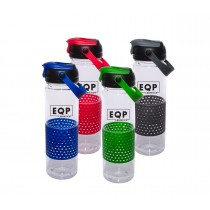 24 oz Sporty Silicone Grip Bottle