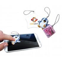 Custom Shape Phone Cleaner Charm
